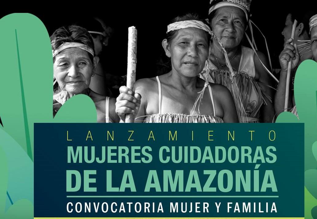 Minambiente y PNUD abren convocatoria para liderazgo de mujeres indígenas en la Amazonía colombiana