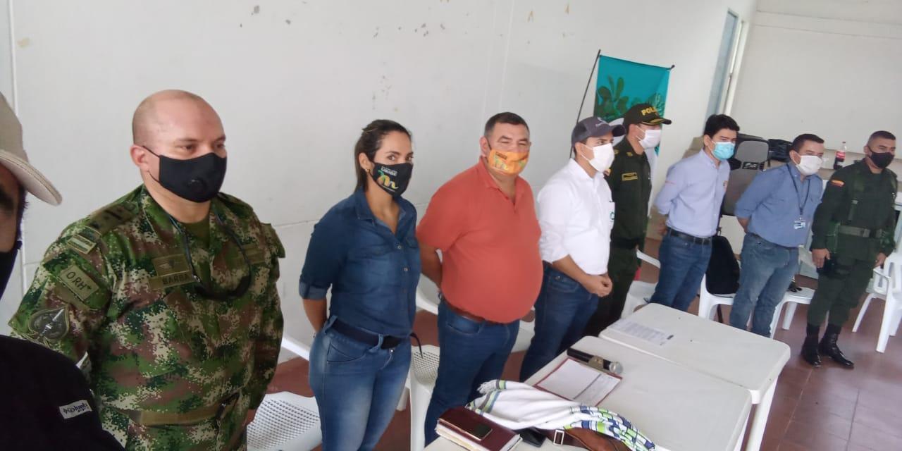 Pago por servicios ambientales: 38 familias de La Uribe (Meta) contribuyen a la conservación de bosques