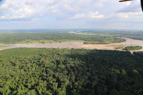 Vigías rurales la nueva estrategia de Visión Amazonía para prevenir incendios forestales y deforestación en Caquetá y Guaviare.